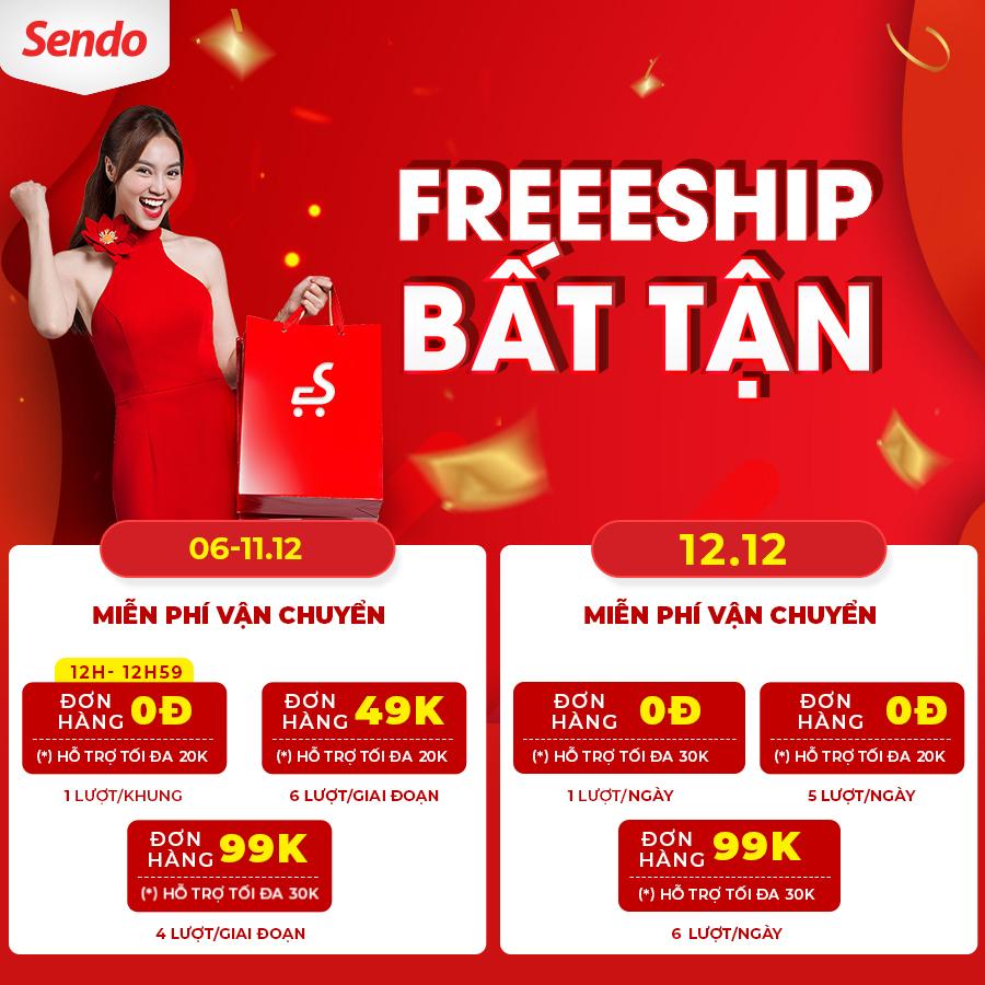 Linh Dương Lan Ngọc - Đại diện thương hiệu của Sendo trong đại tiệc sale 12/12/2020