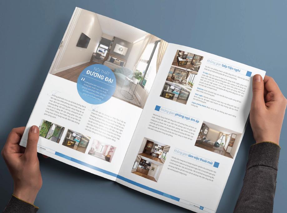 Mẫu profile giới thiệu công ty nội thất Valuma