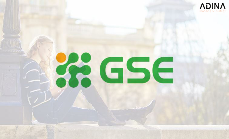 Thiết kế logo tư vấn du học GSE