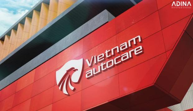 Thiết kế nhận diện thương hiệu Vietnam Auto Care