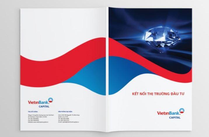 Thiết kế profile VietinBank