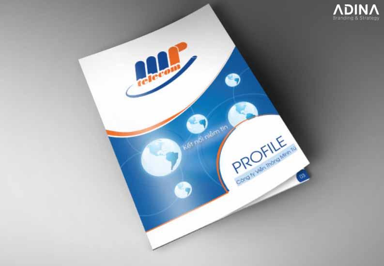 Bìa hồ sơ năng lực công ty công nghệ Minh Tú (Nguồn: Internet)