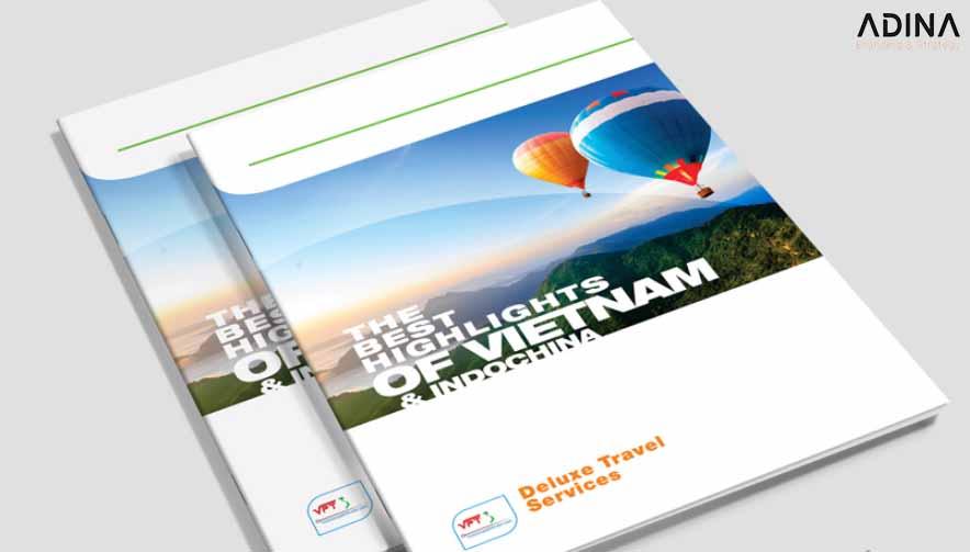 Hình ảnh bìa hồ sơ năng lực dịch vụ du lịch Deluxe Travel Services (Nguồn: Internet)