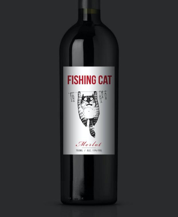 Nhãn rượu hiện đại của StudioAs (Nguồn: Internet)