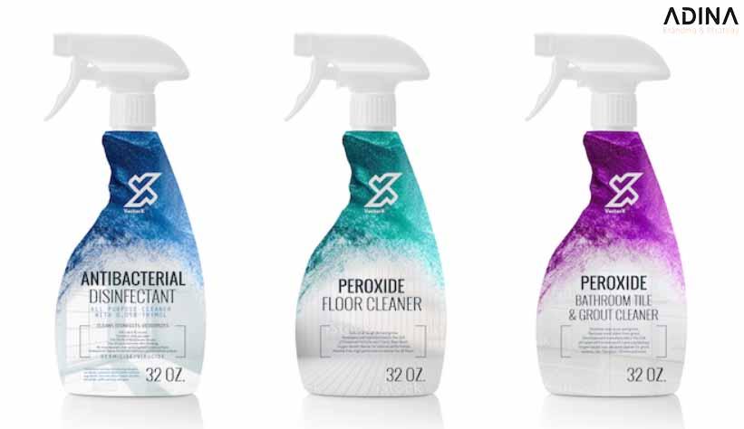 Thiết kế bao bì sản phẩm bởi nhà thiết kế Muxalex (Nguồn: Internet)