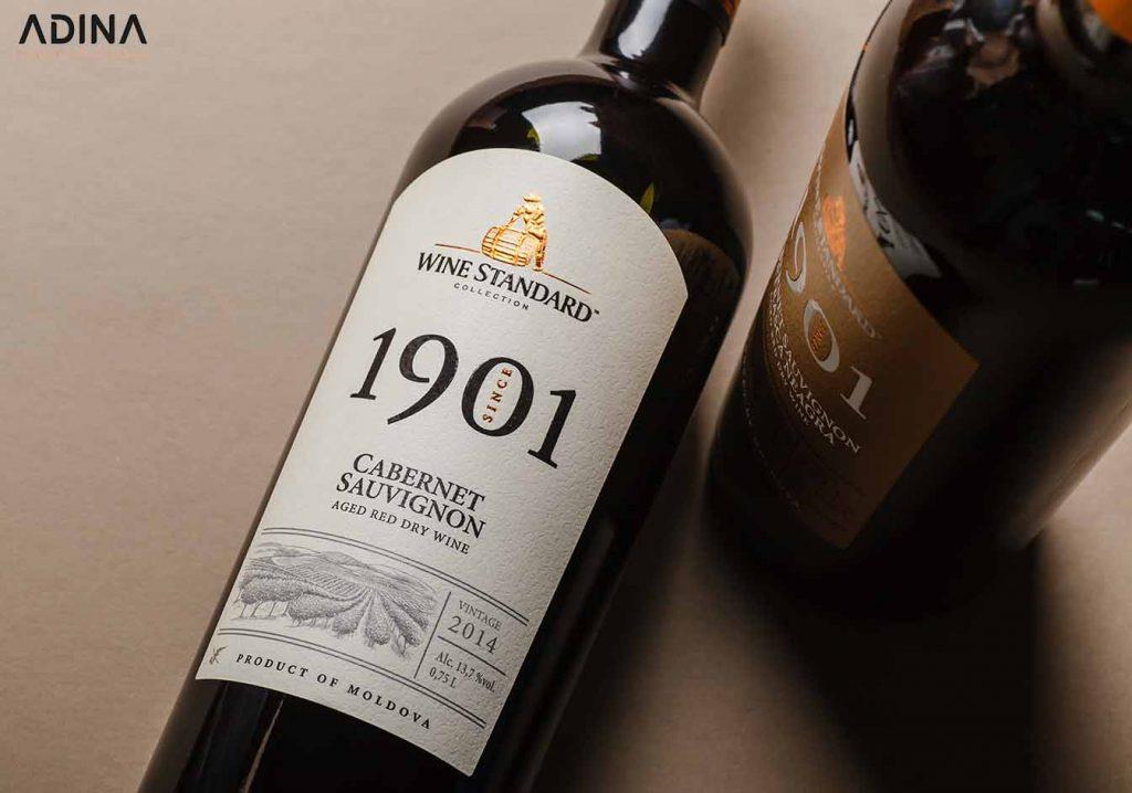 Thiết kế bao bì rượu giúp khách hàng nhận biết thương hiệu dễ dàng hơn (Ảnh: Internet)