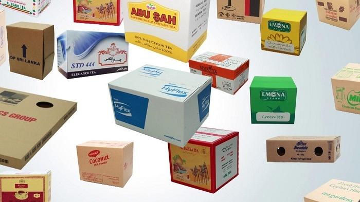 Tiêu chuẩn về họa tiết trang trí trên hộp carton