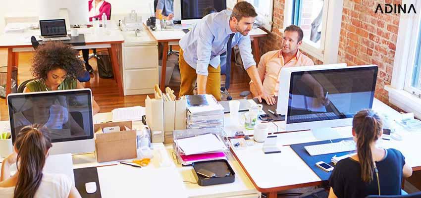 Căn cứ vào quy mô tổ chức để đánh giá agency thiết kế hồ sơ năng lực giá rẻ có chất lượng không?
