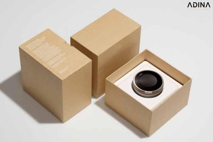 Hộp đựng sản phẩm bằng xốp cứng (Nguồn: Internet)