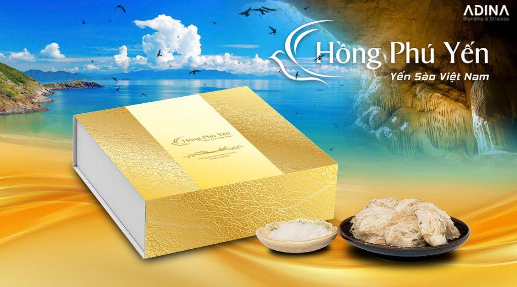 Thiết kế bao bì Hồng Phú Yến
