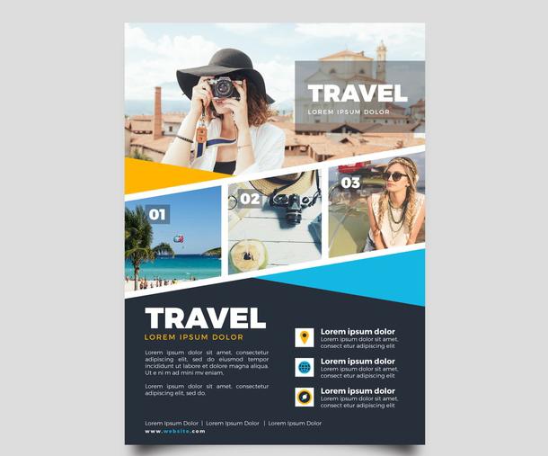 Vai trò của thiết kế hồ sơ năng lực công ty du lịch