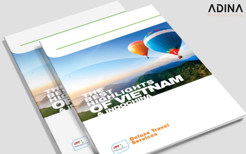 Thiết kế hồ sơ năng lực công ty du lịch