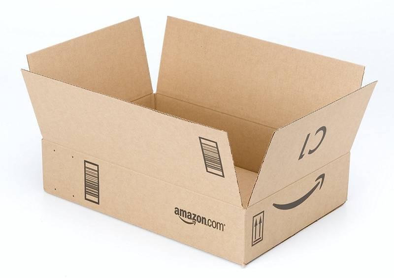 Bao bì hộp đựng Amazon