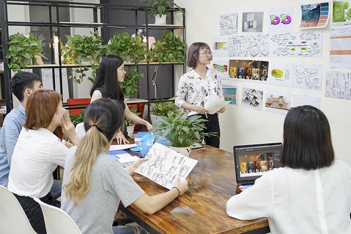 Đội ngũ nhân sự trẻ tại Adina Việt Nam