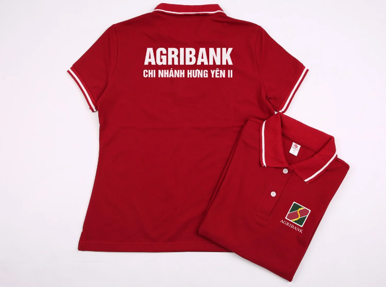 Đồng phục nhân viên Agribank (Nguồn: Sưu tầm)