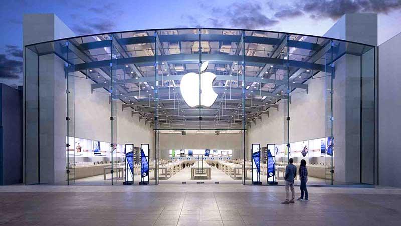 Không gian thương hiệu Apple