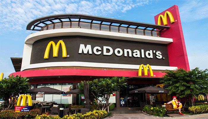 Không gian thương hiệu McDonald's