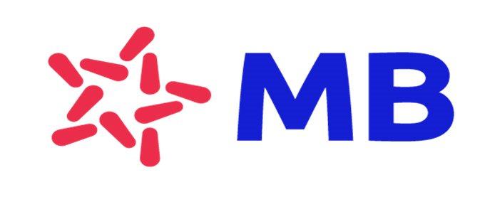 Logo nhận diện mới của MB Bank (Nguồn: Sưu tầm)