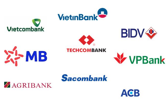 Nhận dạng thương hiệu của các ngân hàng lớn