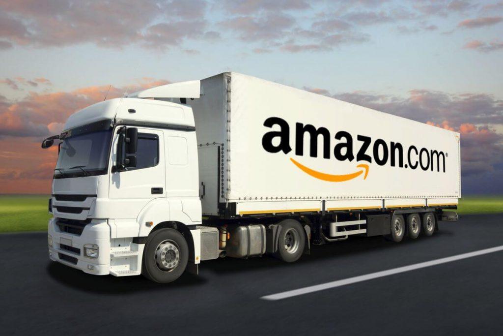 Phương tiện vận chuyển của Amazon