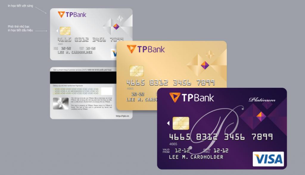 Thẻ ATM của TPBank (Nguồn: Sưu tầm)