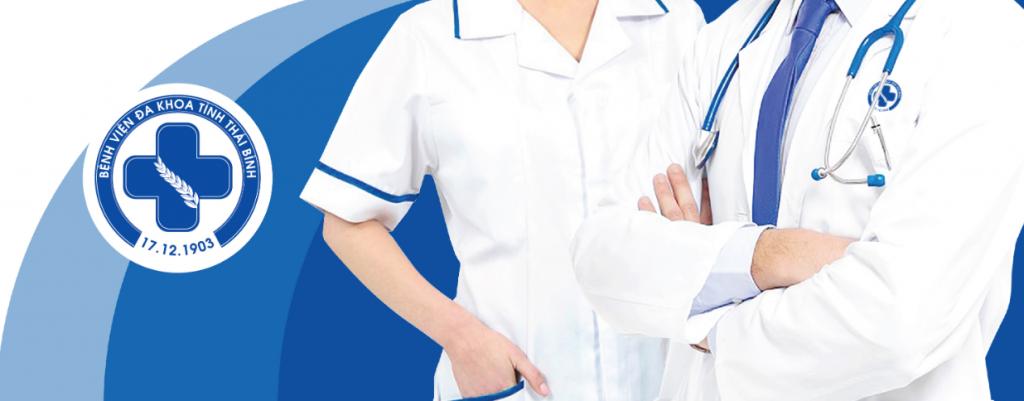 Thiết kế hệ thống thương hiệu Bệnh viện Đa khoa Thái Bình