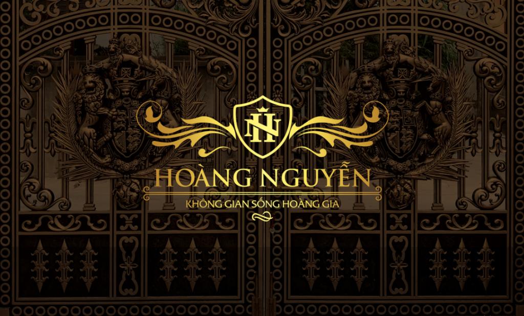 Thiết kế thương hiệu Nhôm đúc Hoàng Nguyễn