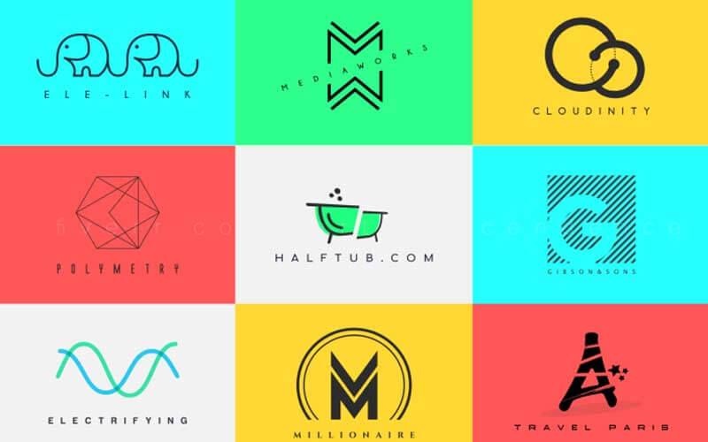 Xu hướng thiết kế thương hiệu đơn giản (Nguồn: Sưu tầm)