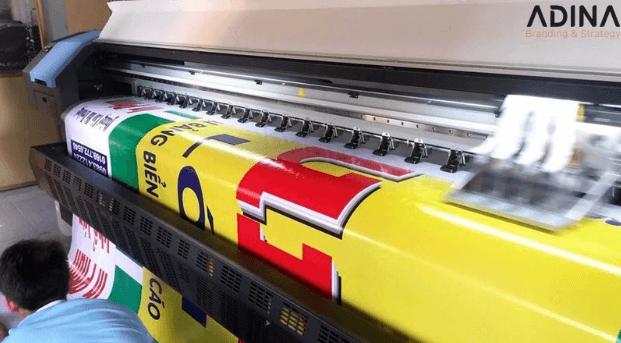 In ấn bộ nhận diện thương hiệu bằng công nghệ in kỹ thuật số