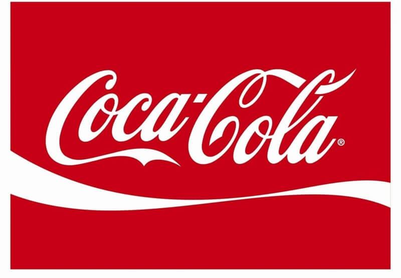Logo Coca Cola dạng chữ (Nguồn: Sưu tầm)