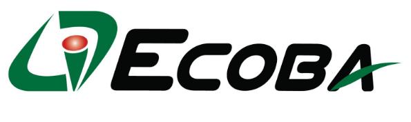 Logo công ty xây dựng Ecoba (Nguồn: Sưu tầm)