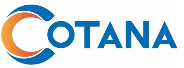 Logo tập đoàn xây dựng Cotana (Nguồn: Sưu tầm)