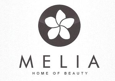 Logo thương hiệu mỹ phẩm Melia