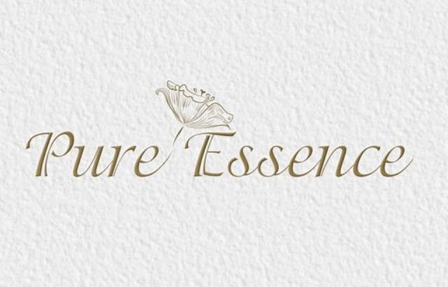 Logo thương hiệu mỹ phẩm Pure Essence