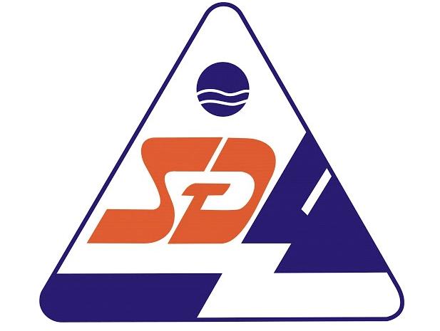 Logo tổng công ty xây dựng Sông Đà (Nguồn: Sưu tầm)