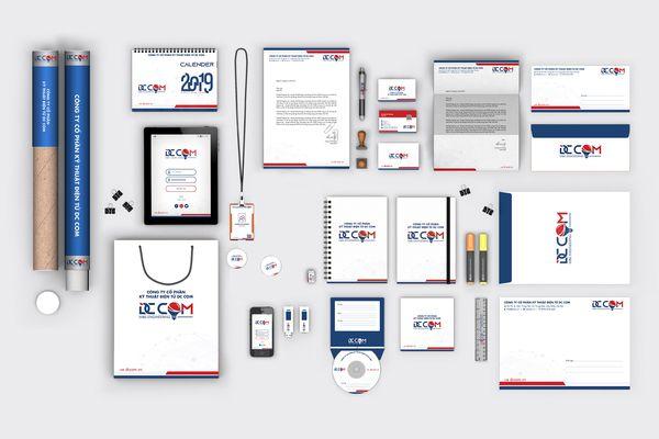 Thiết kế nhận diện thương hiệu giá rẻ thế nào?