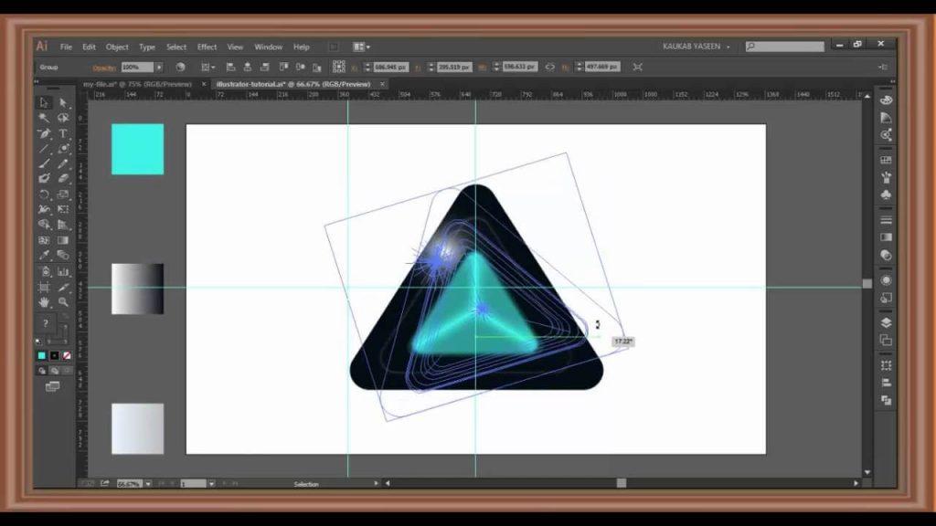 Thiết kế bộ nhận diện thương hiệu với Adobe Illustrator