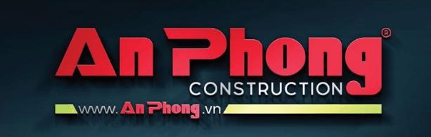 Thiết kế logo công ty xây dựng An Phong