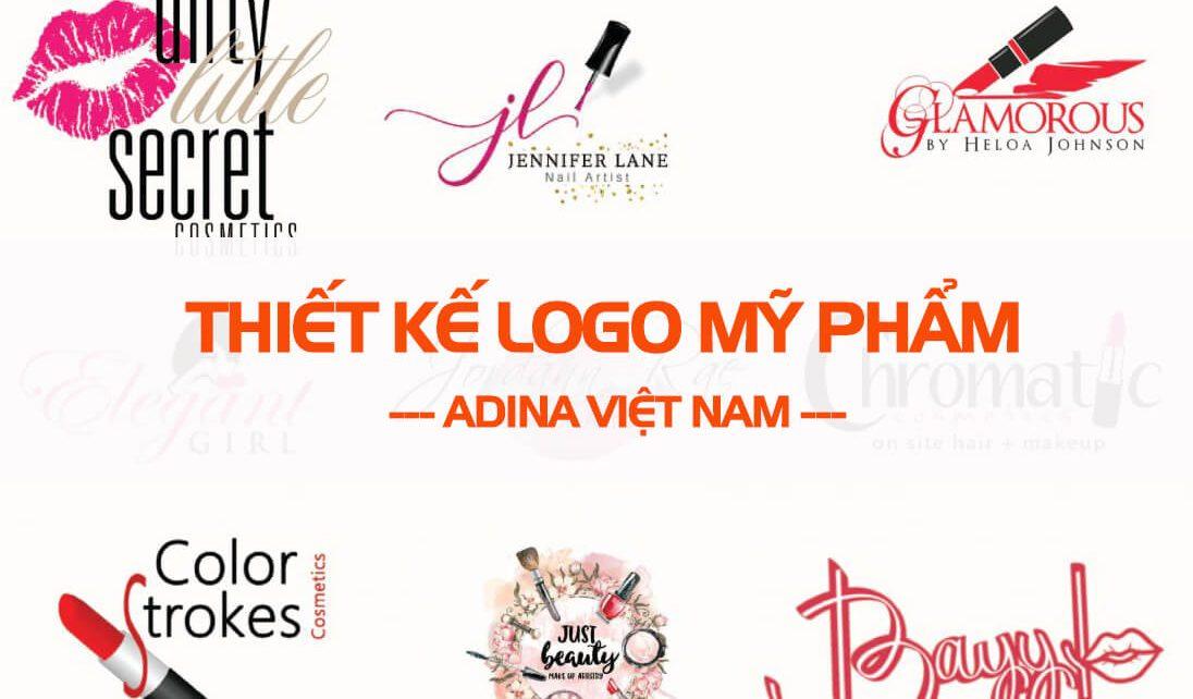 Thiết kế logo mỹ phẩm
