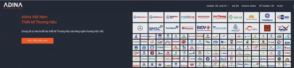 Kích thước logo trên tiêu đề website