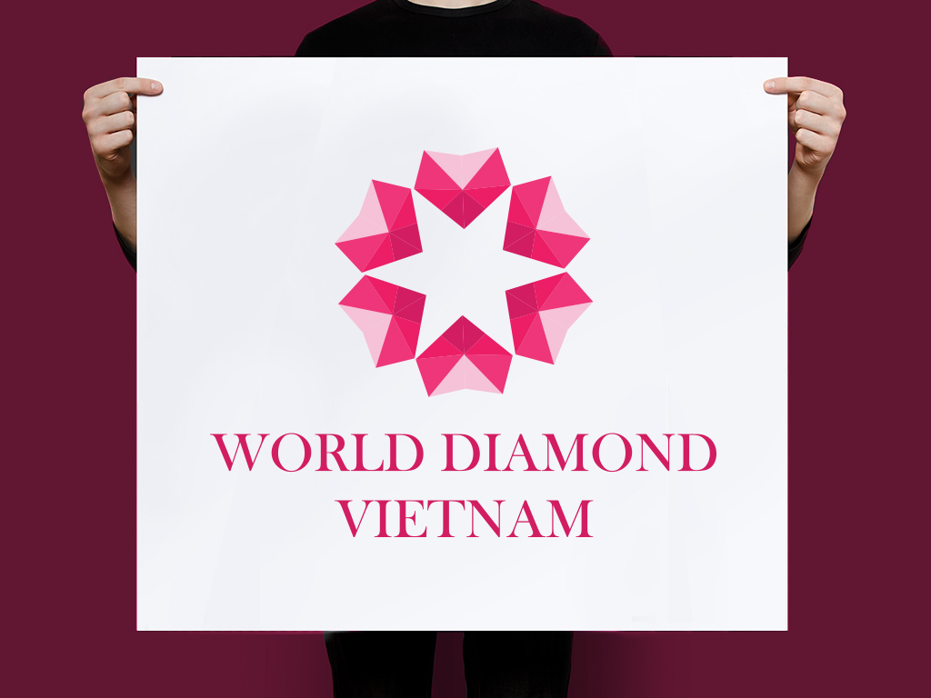 Logo World Diamond Việt Nam