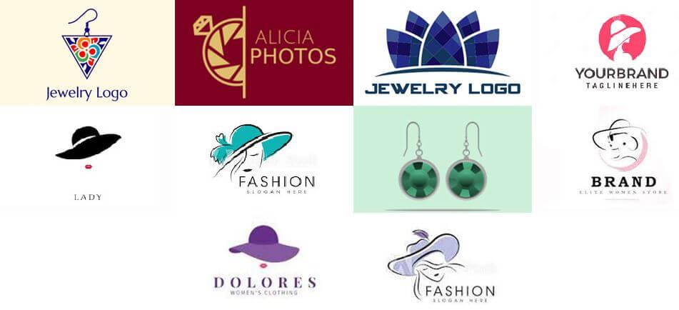 Logo các shop phụ kiện thời trang (Ảnh: Sưu tầm)