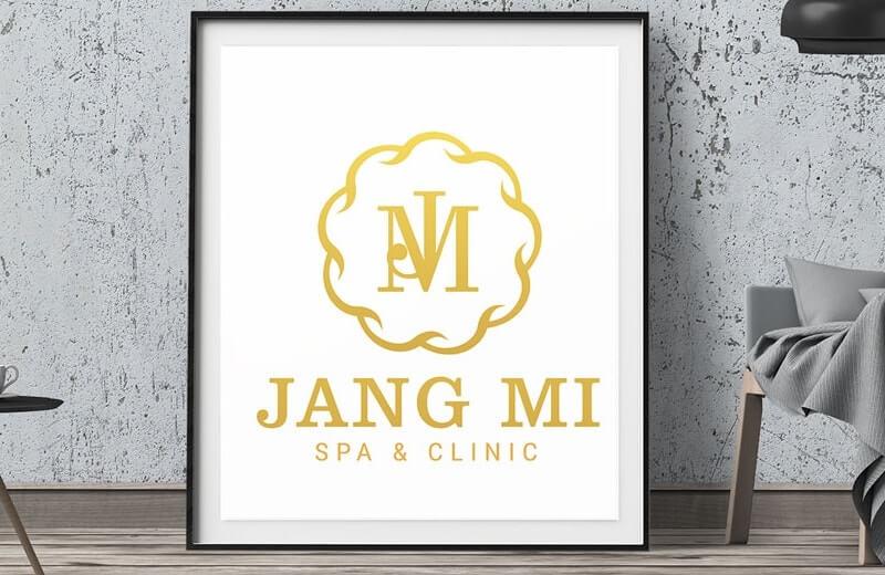 Logo spa Jang Mi