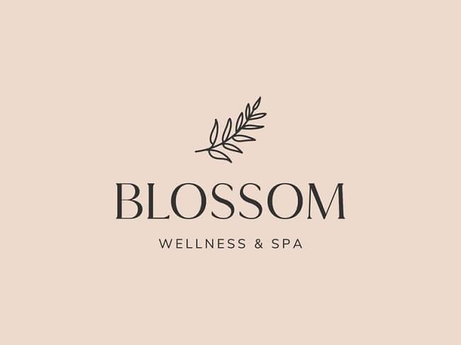 Thiết kế logo thương hiệu Blossom