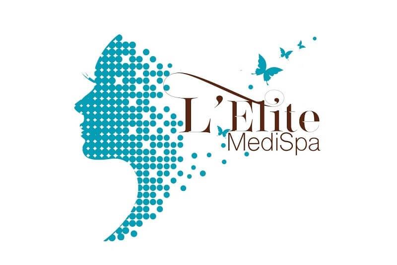 Thiết kế logo L'Elite medi spa