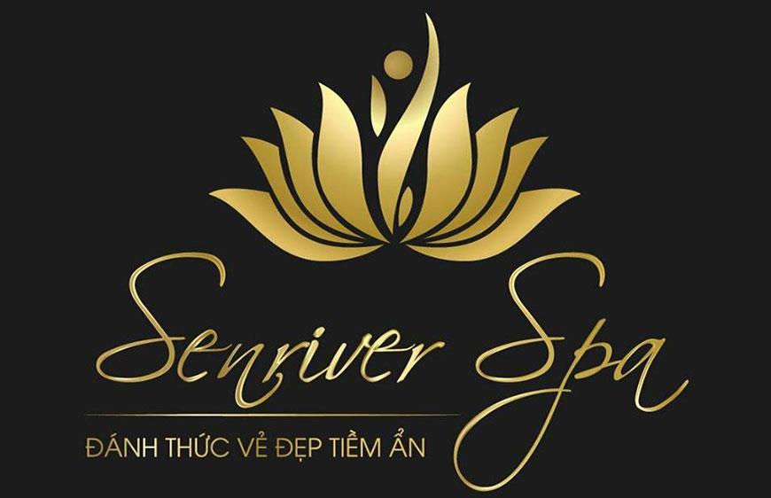 Thiết kế logo thương hiệu Sen River Spa