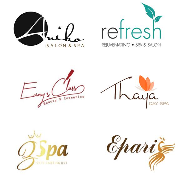 Tổng hợp những mẫu logo dạng biểu tượng liền chữ tối giản