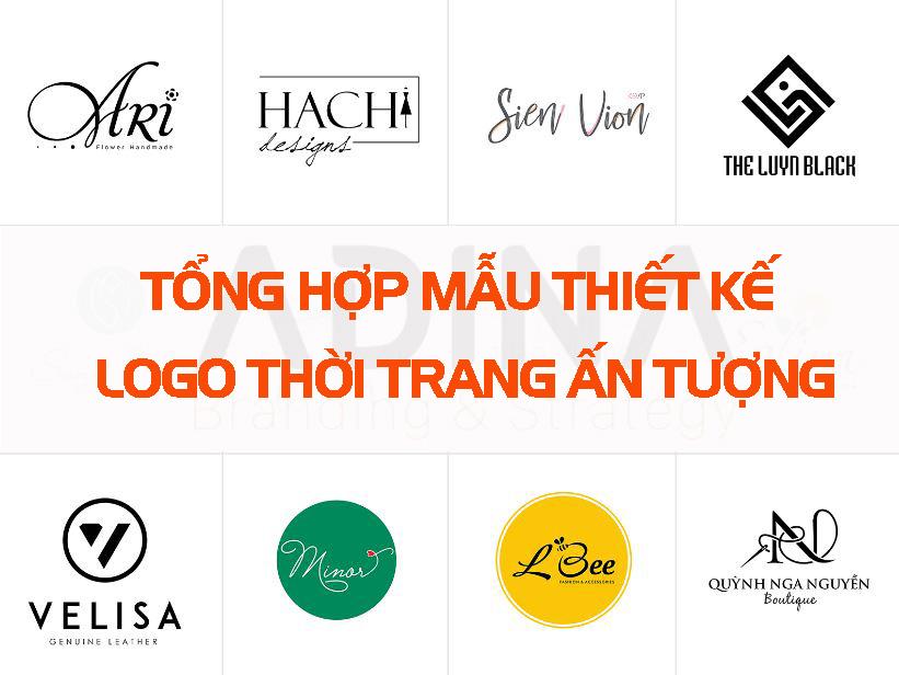 Thiết kế logo thời trang