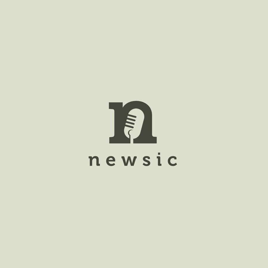 Biểu tượng của Newsic (Nguồn: Sưu tầm)