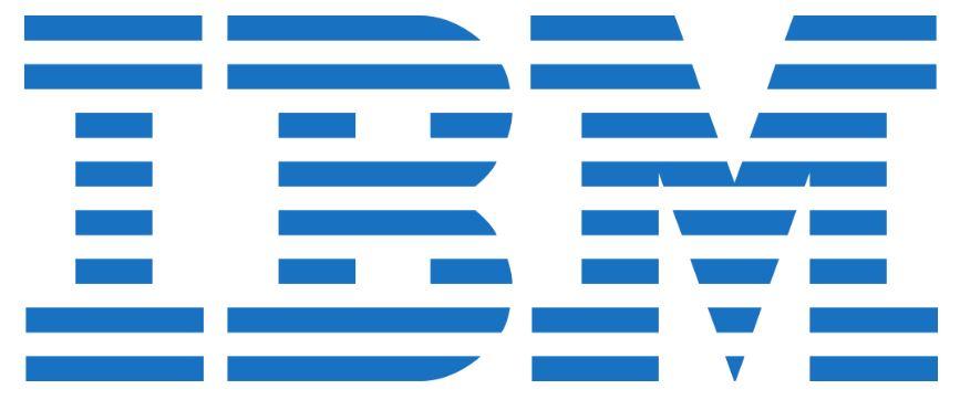 Biểu tượng thương hiệu IBM